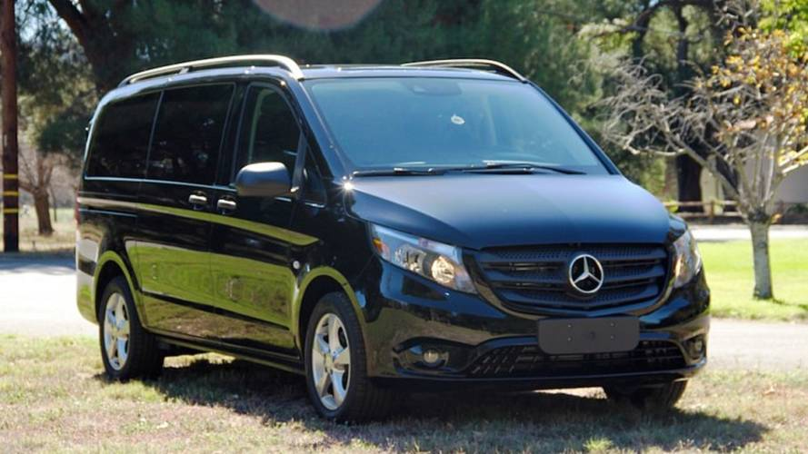 Mercedes Metris: The Ultimate Urban Hauler