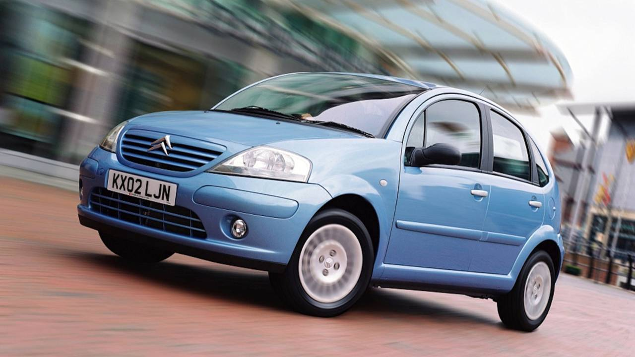 2003 - Citroën C3