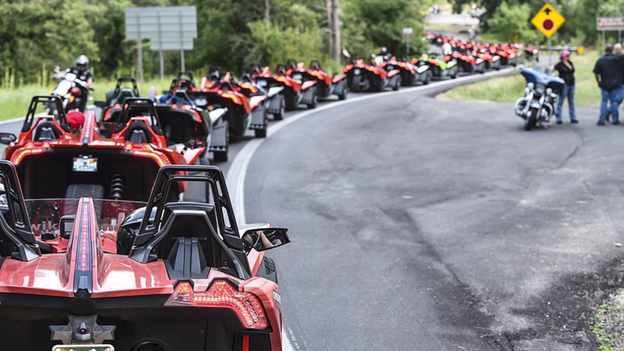 Polaris Introduces Club Slingshot Owners Group