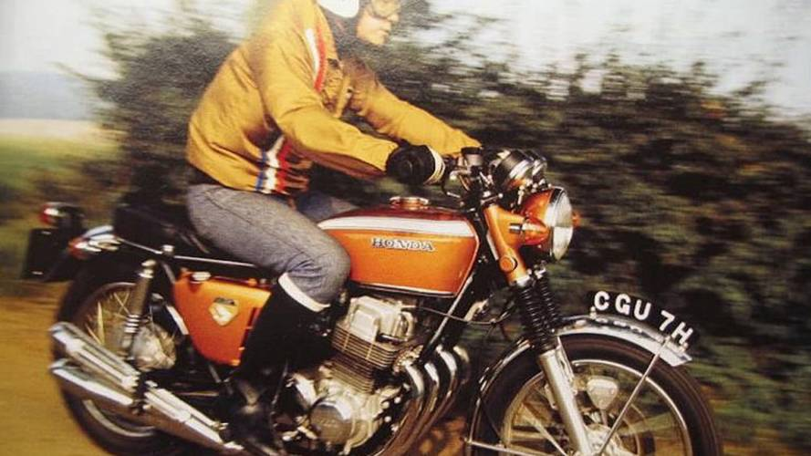 Prototype 1969 Honda CB750 Breaks Records at Auction