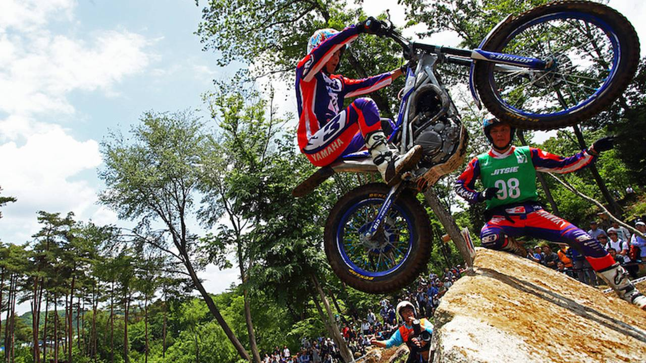 New Yamaha Patent Suggests E-Trials Model