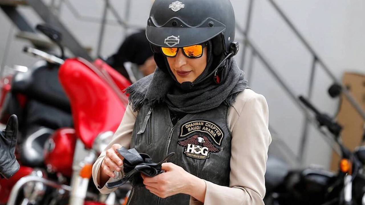 Women in Saudi Arabia Now Allowed to Ride