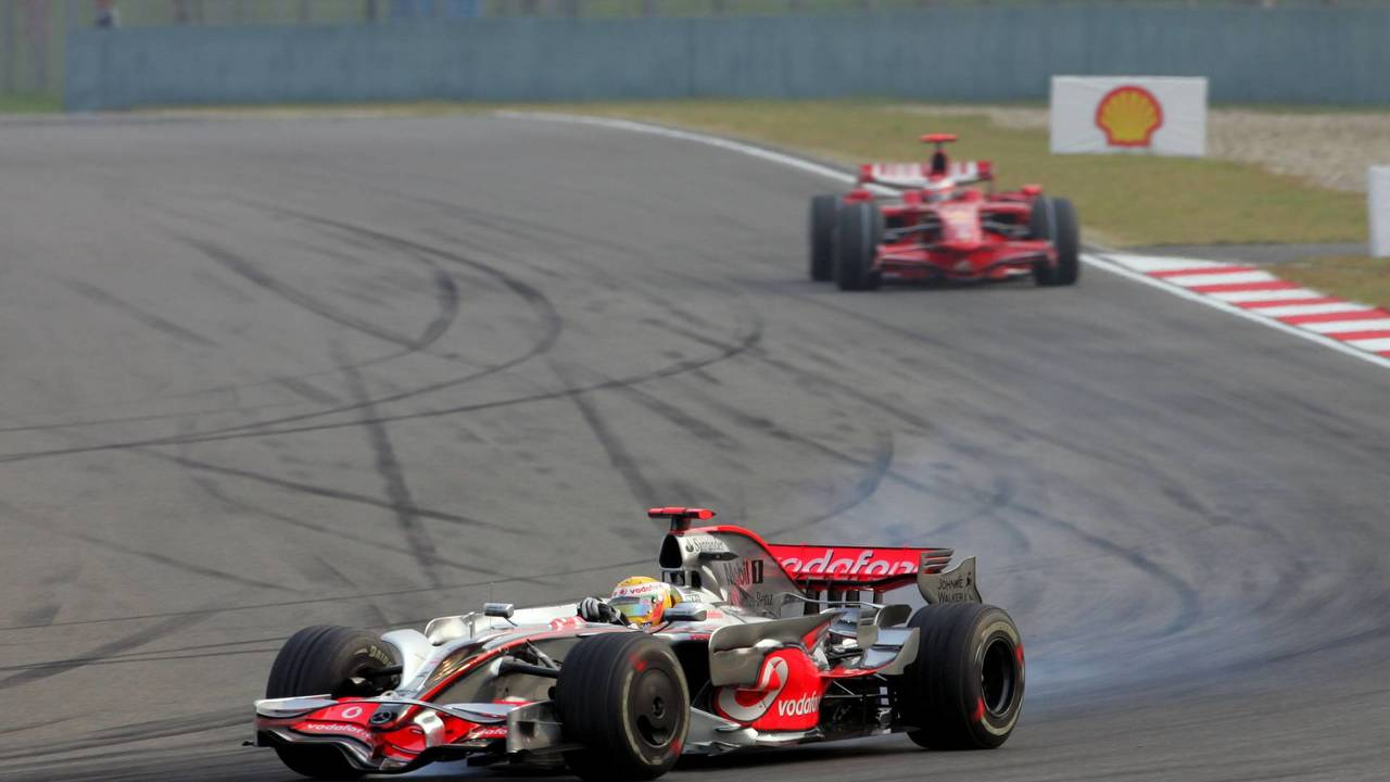 2008: Lewis Hamilton, McLaren-Mercedes MP4-23