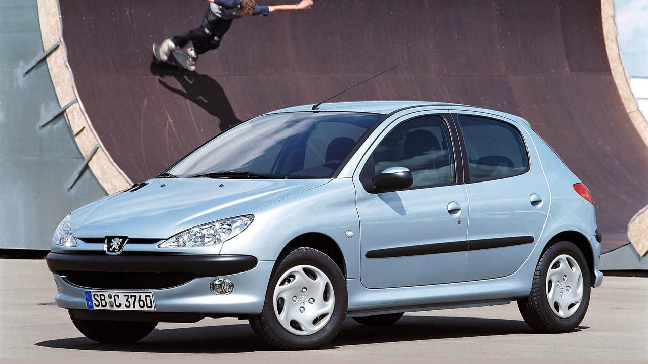 20 Jahre Peugeot 206