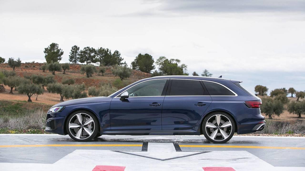 Prueba Audi RS 4 Avant 2018