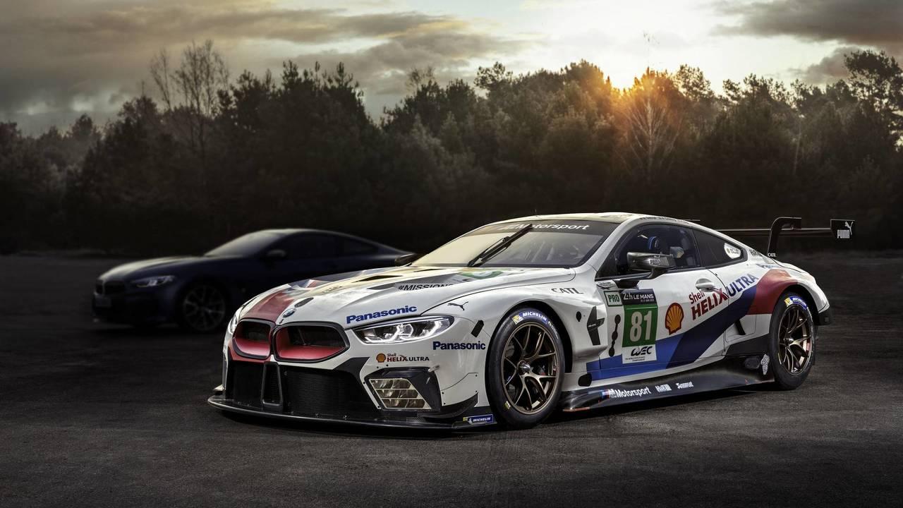 BMW Serie 8 Coupé teaser