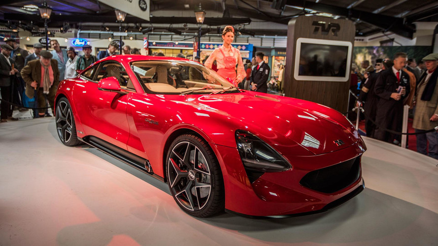 TVR Griffith Pushed Back Until 2020
