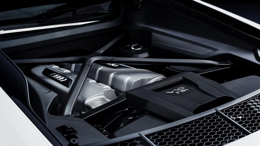 Çift turbolu V6 motora sahip Audi R8 önümüzdeki ay tanıtılabilir