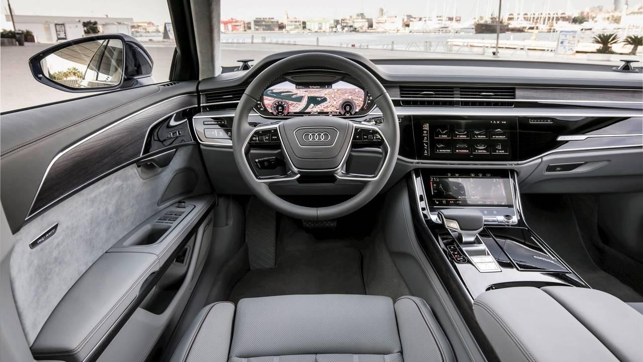 Kekurangan Audi A8 Tdi Spesifikasi