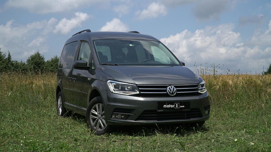 2017 Volkswagen Caddy 2.0 TDI Exclusive | Neden Almalı?