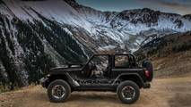 2018 Jeep Wrangler in Black Clear Coat