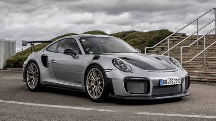 Des Porsche 911 GT2 RS perdues dans le naufrage du Grande America
