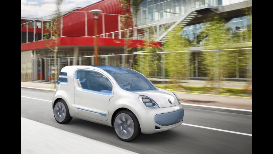 Renault produrrà in Francia e Spagna le sue elettriche