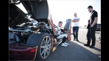 Koenigsegg hat wieder angegriffen