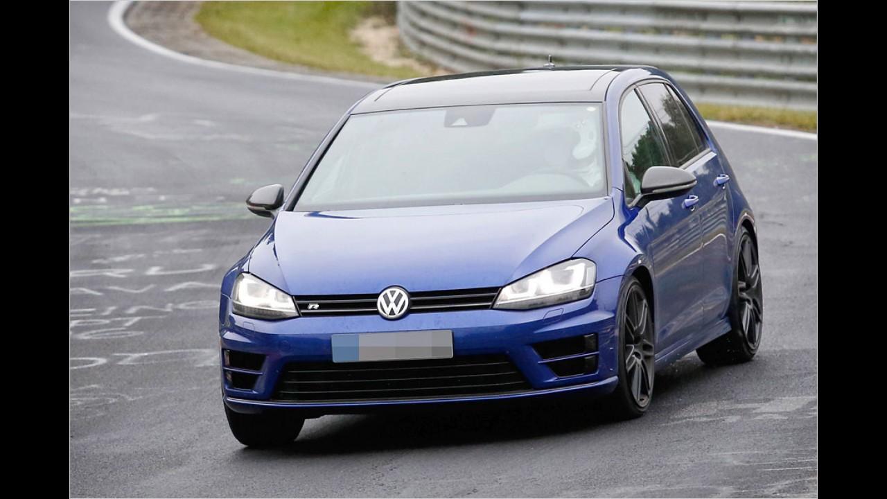 Kompakter VW mit Fünfzylinder
