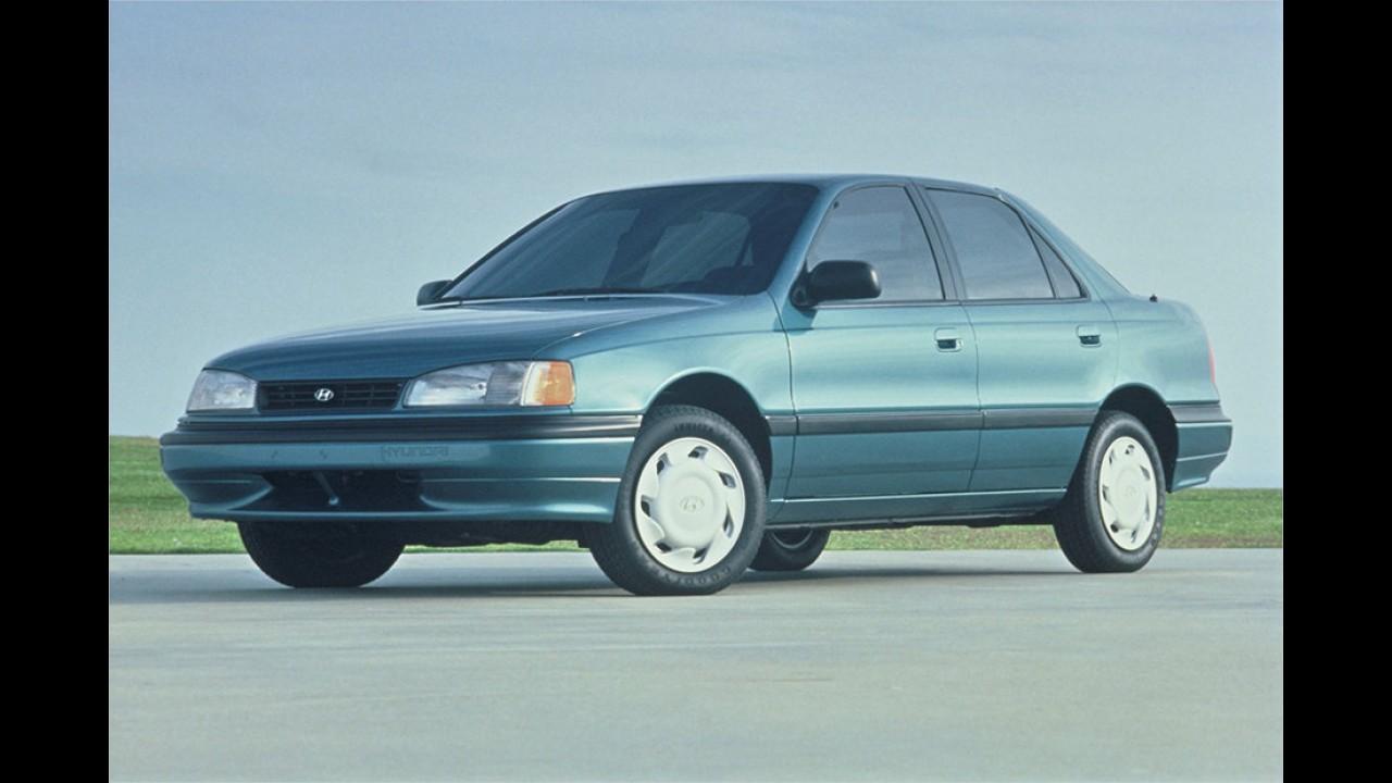 1991: Hyundai Lantra
