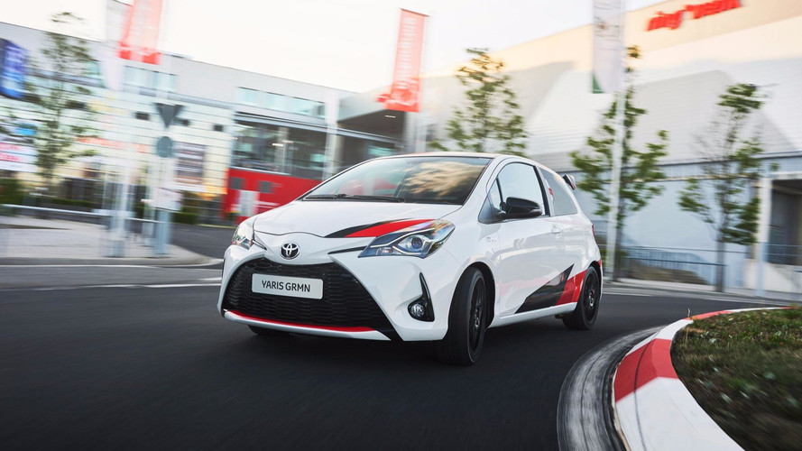 New Toyota Yaris GR Will Be A True Rally-Ready Hot Hatch