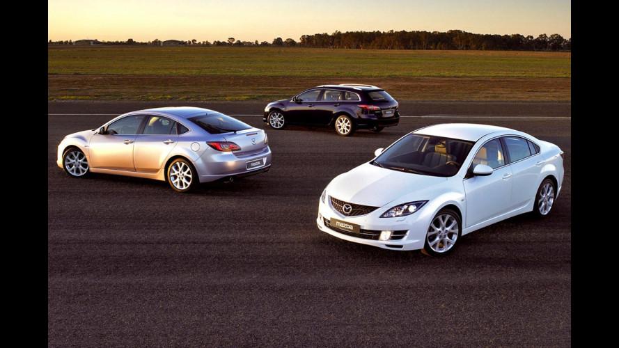 Svelata la nuova Mazda6