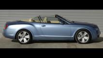 A settembre Bentley Continental GTC