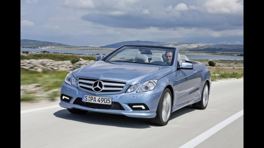 Mercedes Classe E Cabrio: i prezzi