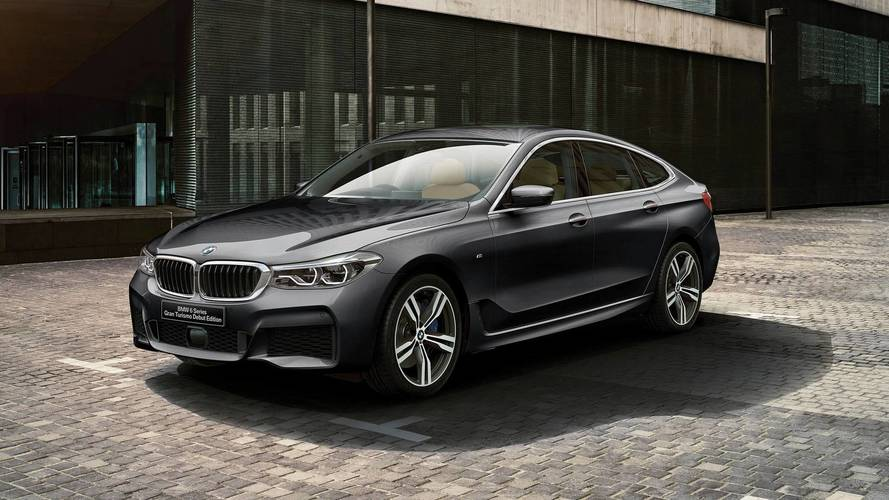 bmw 6 series gt arrives in japan with m sport debut edition. Black Bedroom Furniture Sets. Home Design Ideas