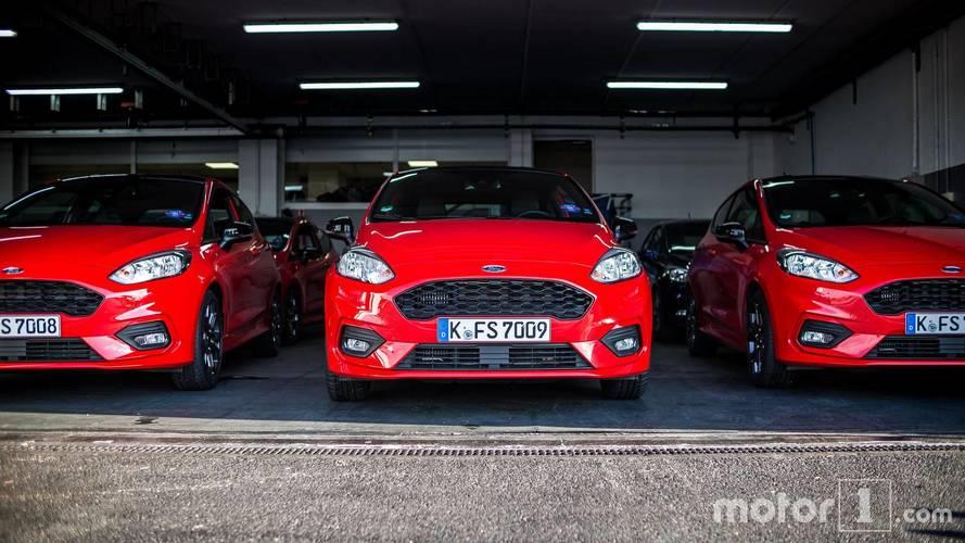 Essai Ford Fiesta ST-Line (2018)
