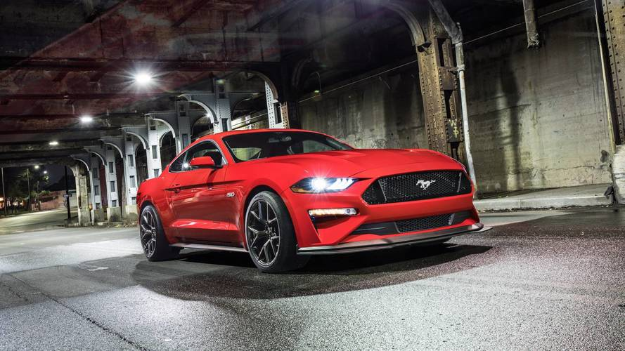 Ford Mustang Gets Even More Potent With Performance Pack Level 2