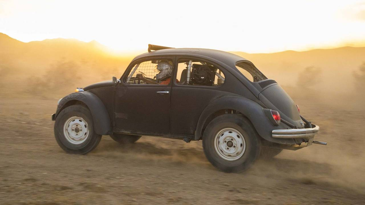 VW Celebrates 50 Years Of Baja, I Manhandle Some Buggies In