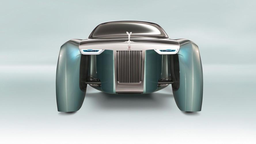 Официально: Rolls-Royce подтвердил работу над электромобилем