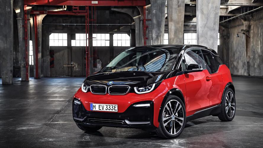 2018 BMW I3 I3s