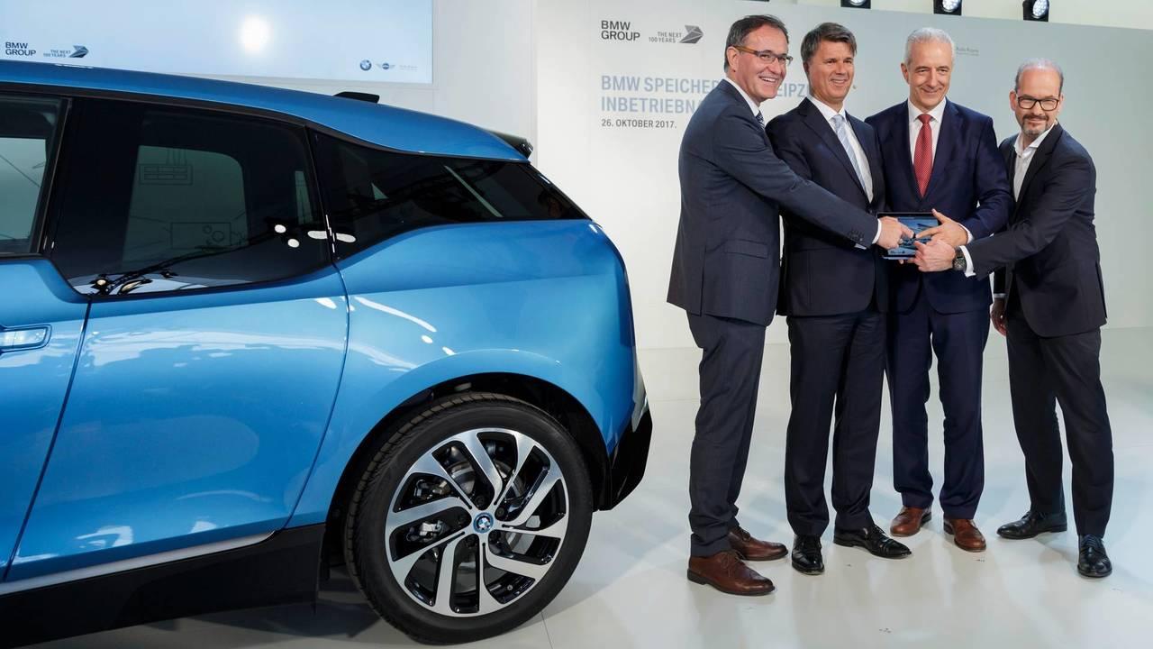BMW produit 100'000 i3