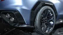 Subaru Viziv Performance Concept fenders