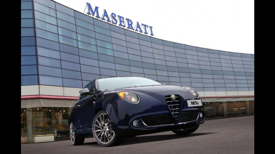 Alfa Romeo MiTo for Maserati