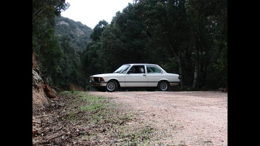 BMW 316 (1981): La macchina del tempo