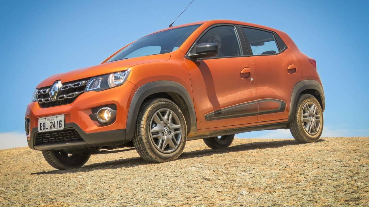 Teste Renault Kwid Off-Road