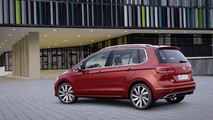 2018 VW Golf Sportsvan facelift