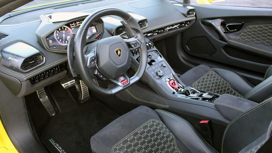 2017 Lamborghini Huracan Lp 580 2 Spyder Review The Gentle Giant