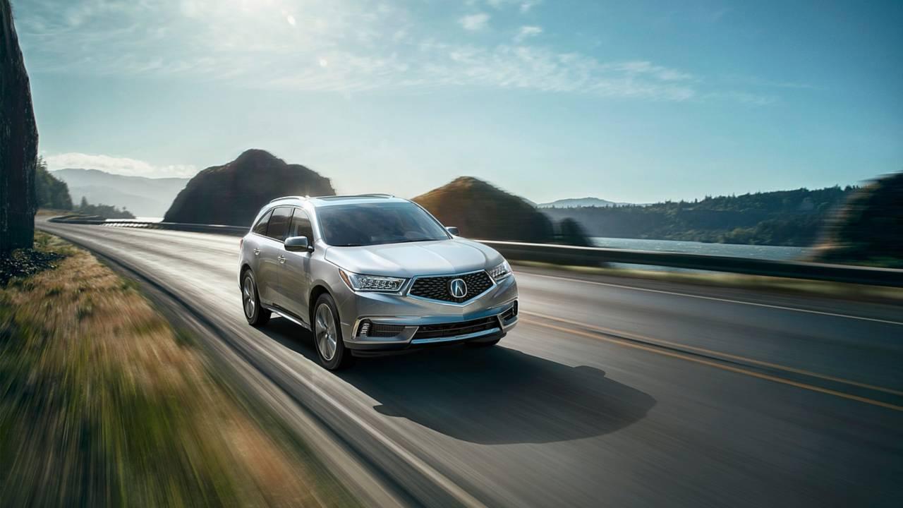 12. Midsize Luxury SUV/Crossover: Acura MDX
