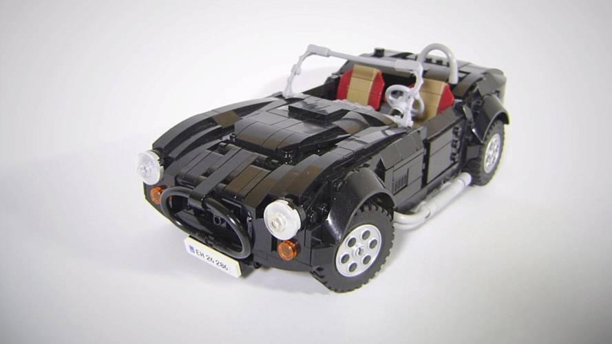 15 coches de Lego que nos encantan