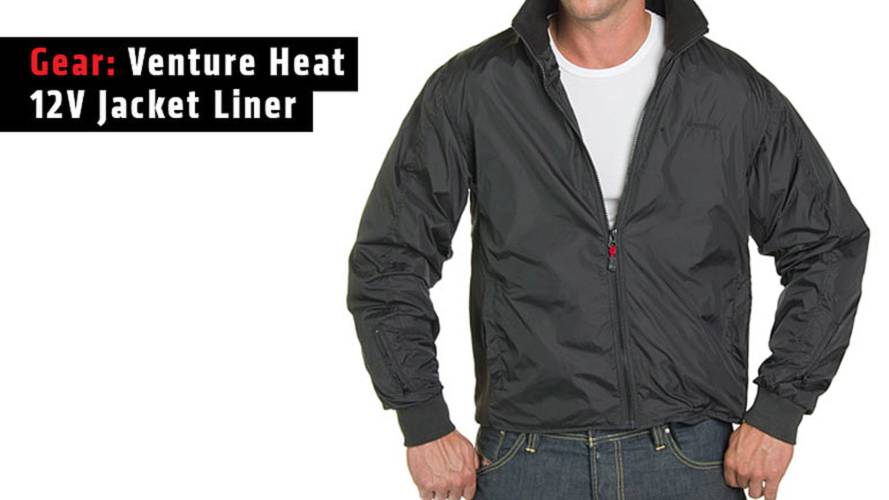 Gear: Venture Heat 12V Jacket Liner
