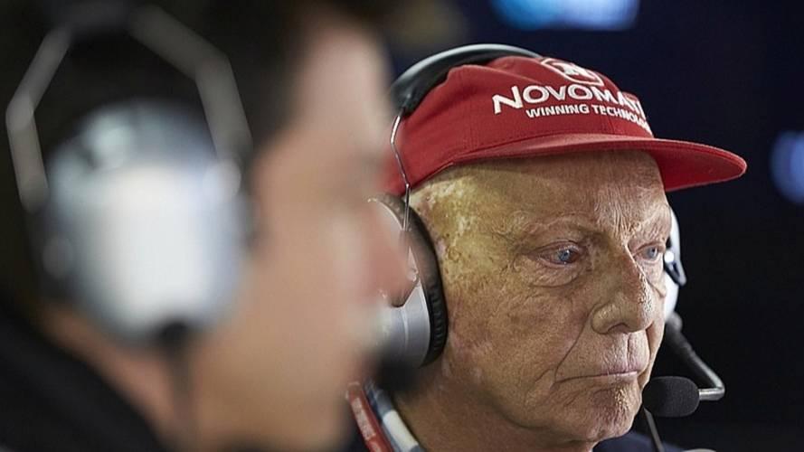 Niki Lauda: Physiotherapie beginnt nach Komplikationen