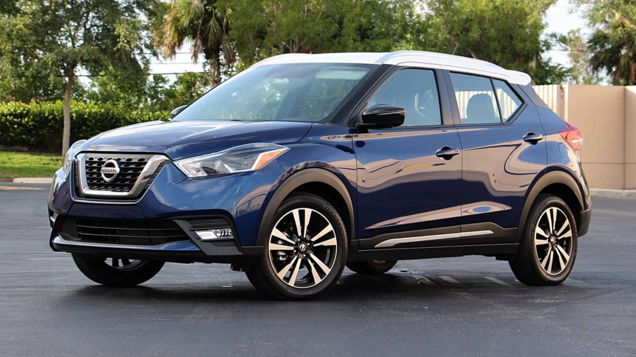 2018 Nissan Kicks: Review