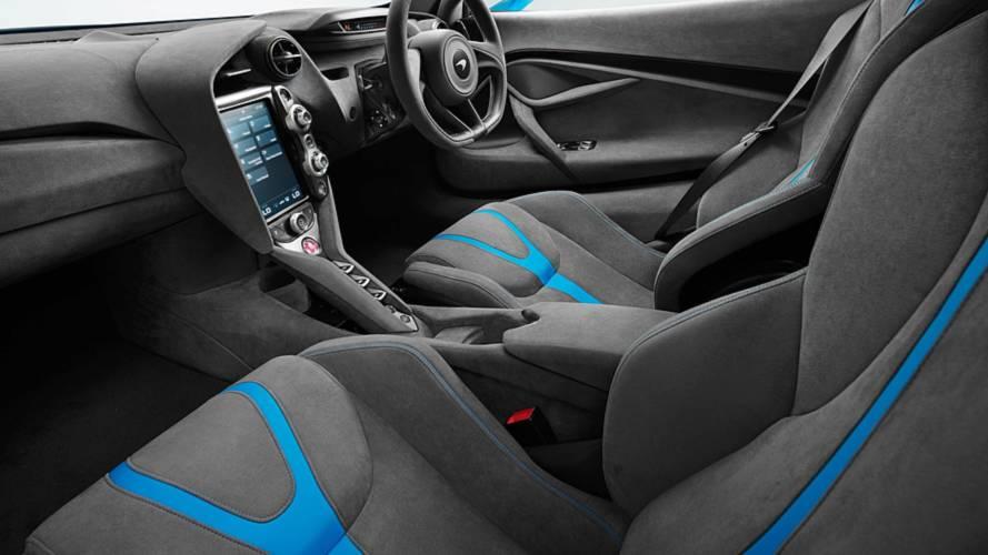 McLaren 720S bespoke designs by MSO