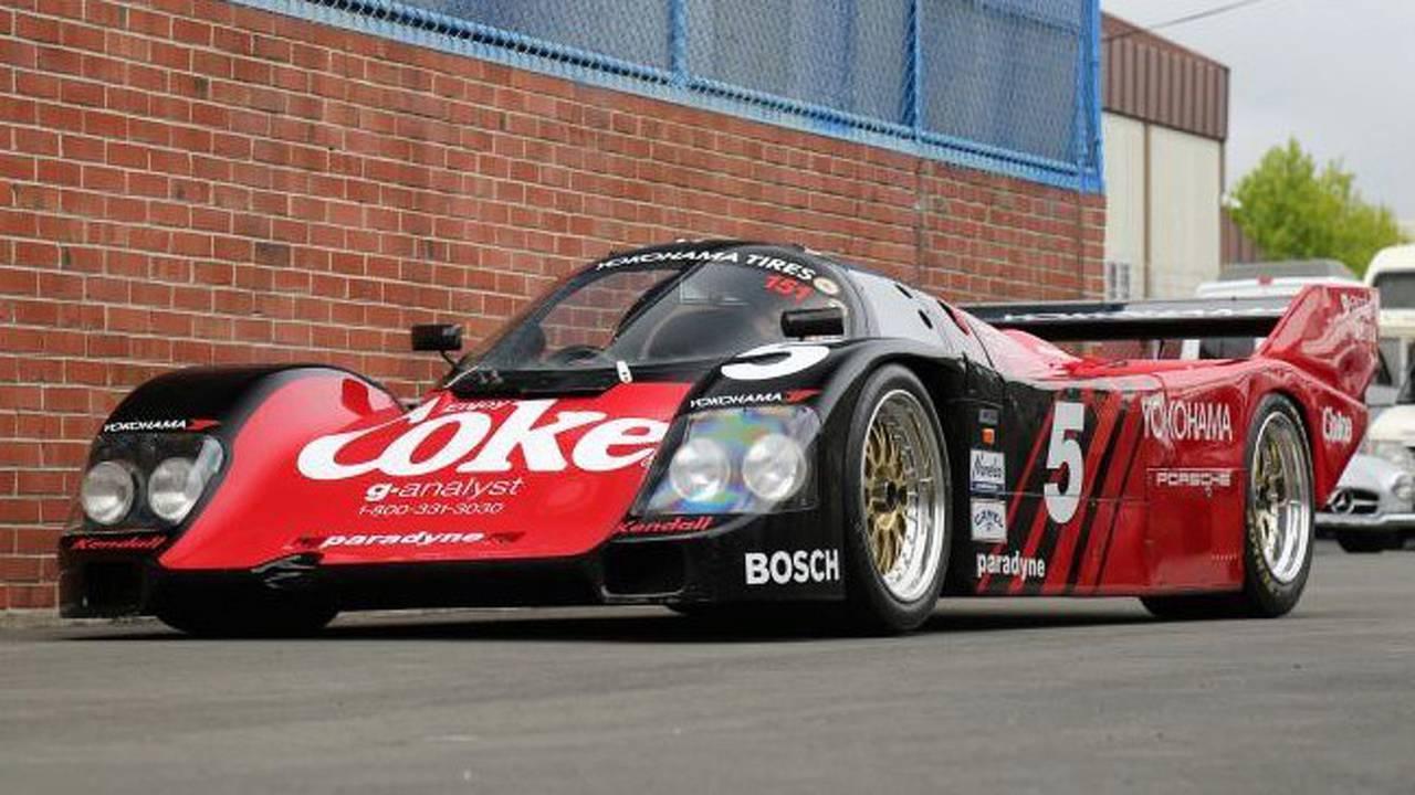 1987 Porsche 962 - $1.275 million
