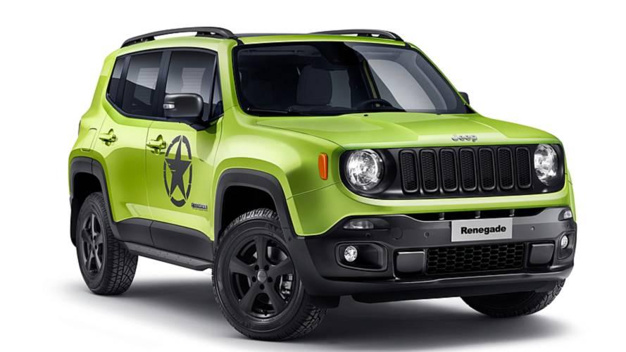 """Jeep Renegade """"Mopar"""" - Limitée à 80 exemplaires"""