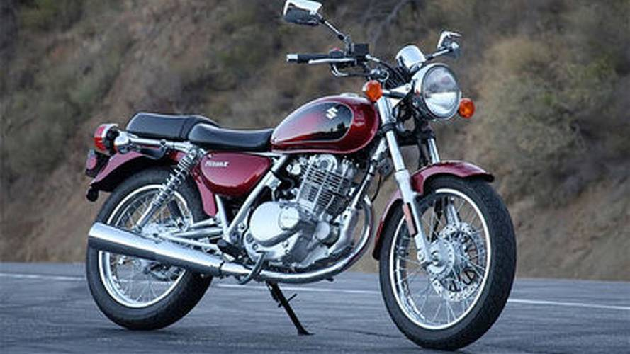 Popular Mechanics reviews the Suzuki TU250X