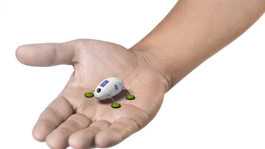Rolls Royce, i micro-robot che aggiustano il motore (degli aerei)