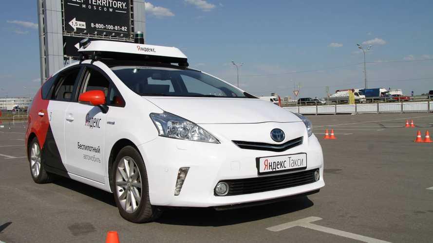 Такси без водителей начнут возить москвичей через 4 года