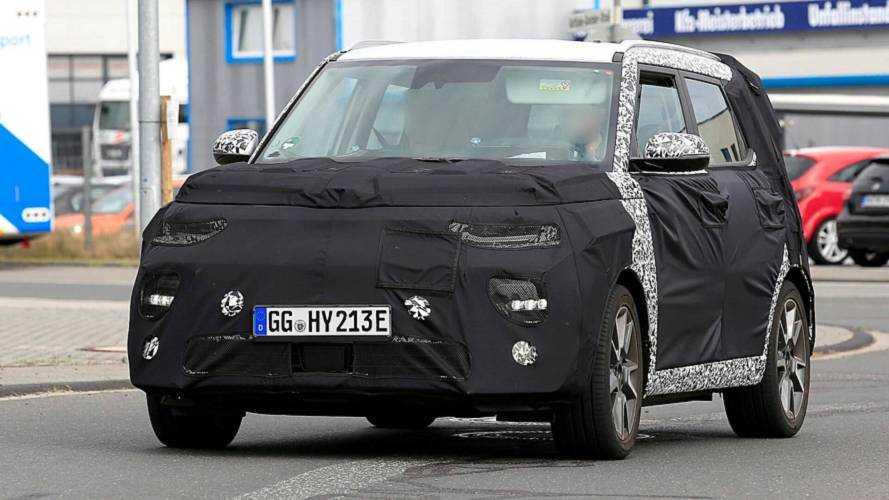 2019 Kia Soul EV Spied: May Offer AWD