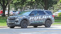 2020 Ford Police Interceptor Looks Ready To Fight Crime